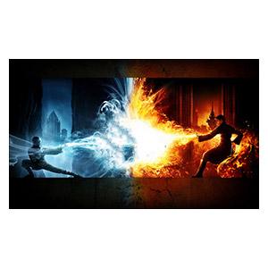 Avatar: The Last Airbender. Размер: 100 х 60 см
